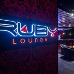 Neon Sign Ruby Lounge